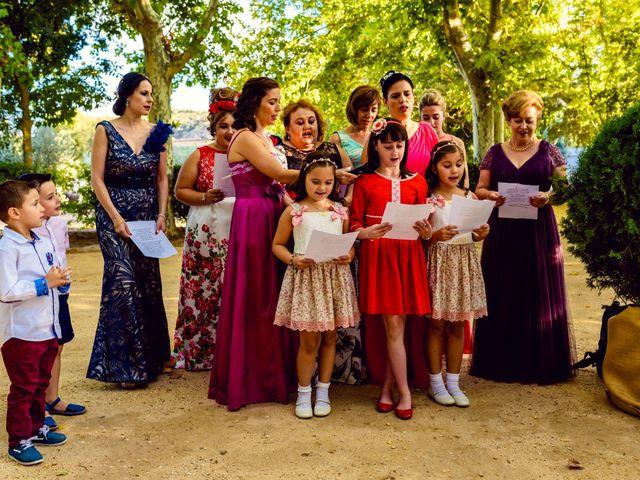 La boda de Javier y Elena en Toledo, Toledo 31