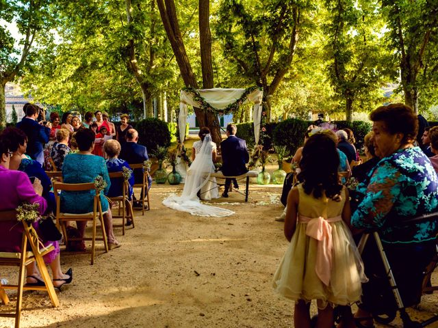 La boda de Javier y Elena en Toledo, Toledo 32