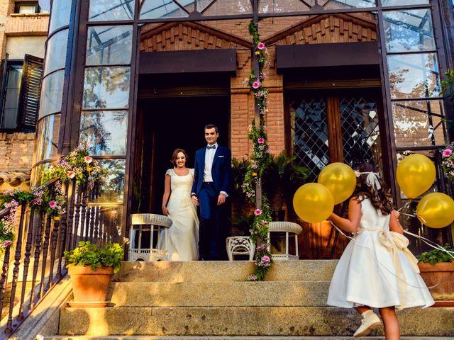La boda de Javier y Elena en Toledo, Toledo 39