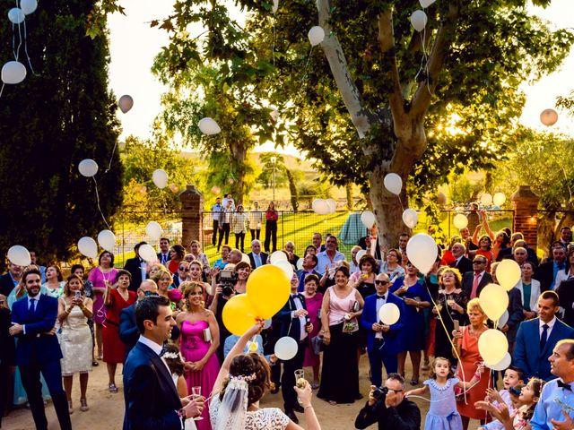 La boda de Javier y Elena en Toledo, Toledo 40