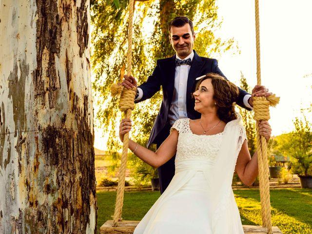 La boda de Javier y Elena en Toledo, Toledo 41