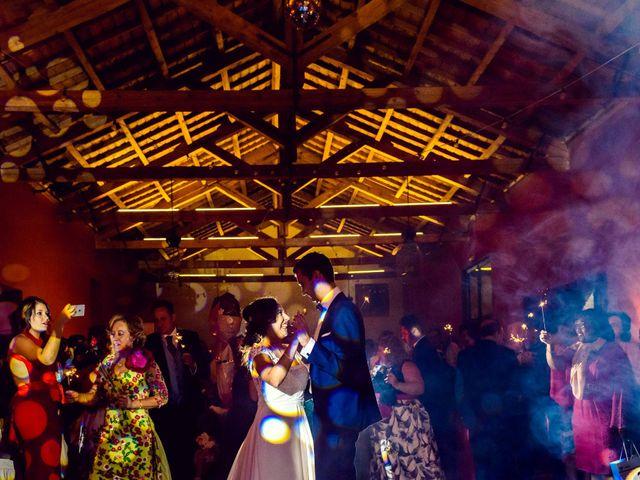 La boda de Javier y Elena en Toledo, Toledo 44