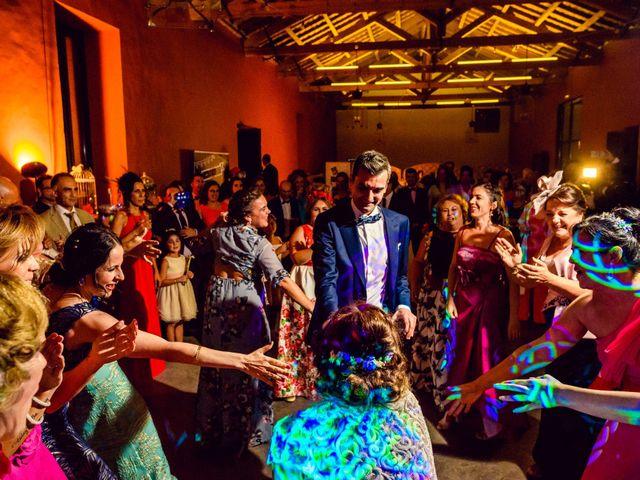 La boda de Javier y Elena en Toledo, Toledo 46