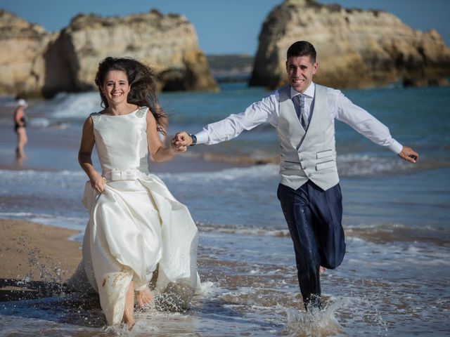 La boda de Almudena y Pablo
