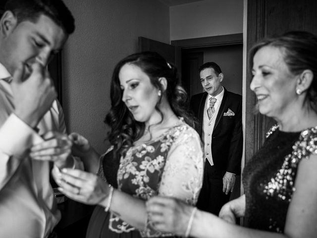 La boda de Fernando y Natalia en Illescas, Toledo 24
