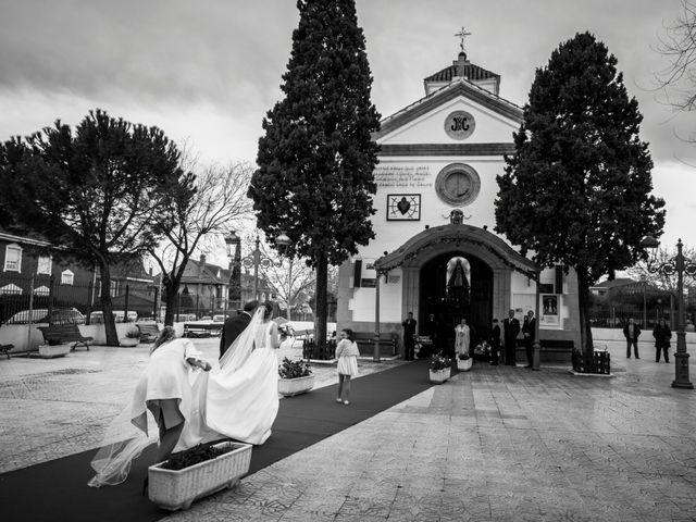 La boda de Fernando y Natalia en Illescas, Toledo 31