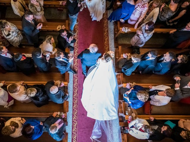 La boda de Fernando y Natalia en Illescas, Toledo 33