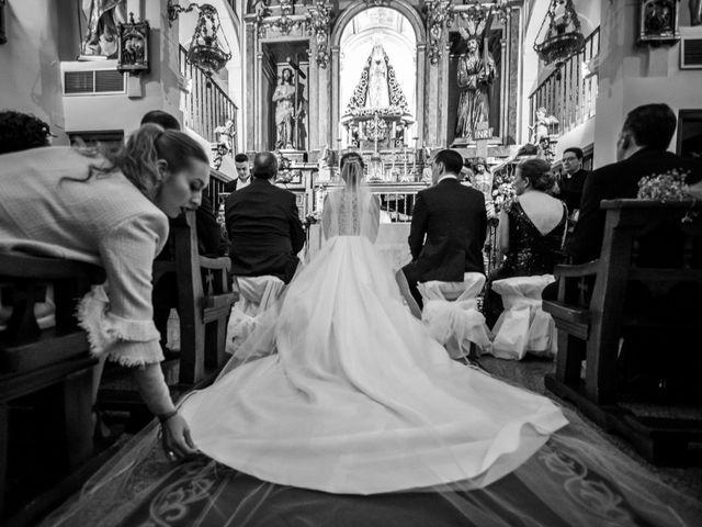 La boda de Fernando y Natalia en Illescas, Toledo 34