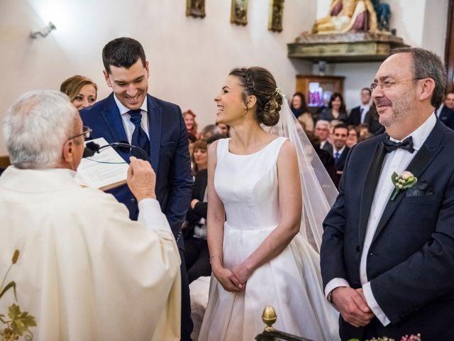 La boda de Fernando y Natalia en Illescas, Toledo 35