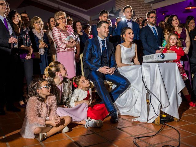 La boda de Fernando y Natalia en Illescas, Toledo 48