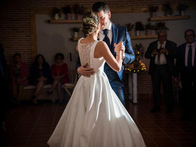 La boda de Fernando y Natalia en Illescas, Toledo 52