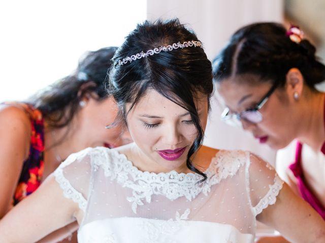 La boda de Kike y Min en Vigo, Pontevedra 9