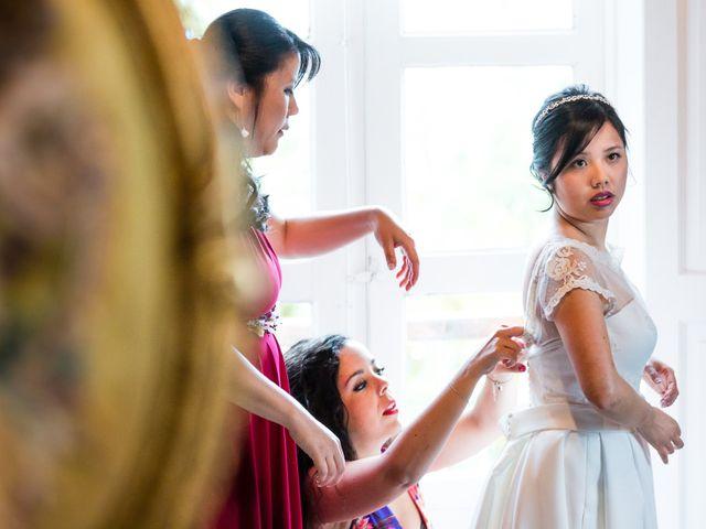La boda de Kike y Min en Vigo, Pontevedra 11
