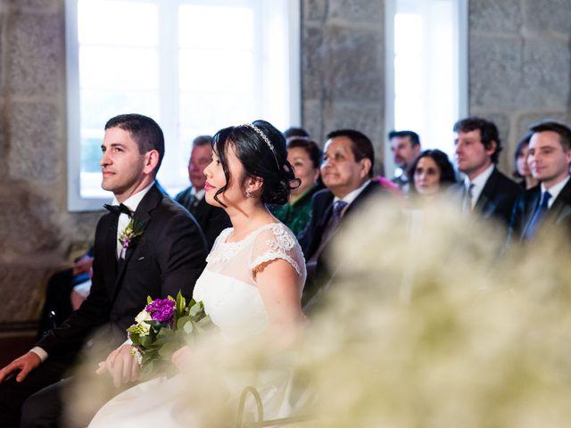 La boda de Kike y Min en Vigo, Pontevedra 15