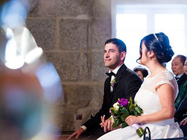La boda de Kike y Min en Vigo, Pontevedra 16