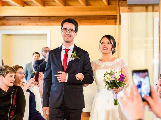 La boda de Kike y Min en Vigo, Pontevedra 27