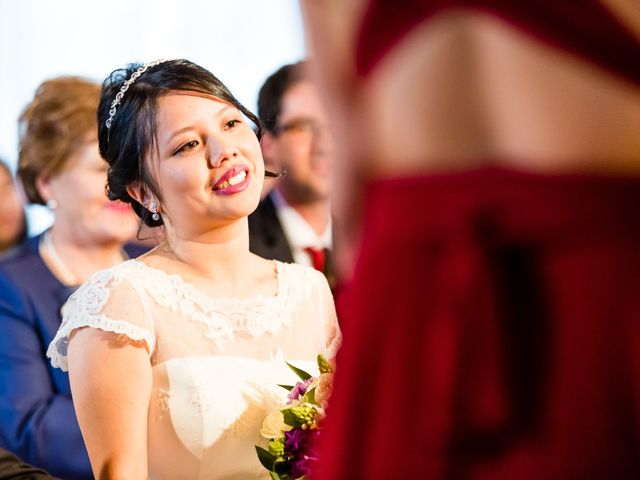 La boda de Kike y Min en Vigo, Pontevedra 28