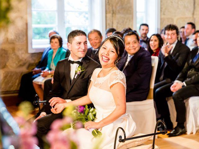 La boda de Kike y Min en Vigo, Pontevedra 30