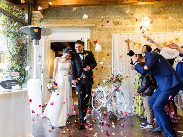 La boda de Kike y Min en Vigo, Pontevedra 33