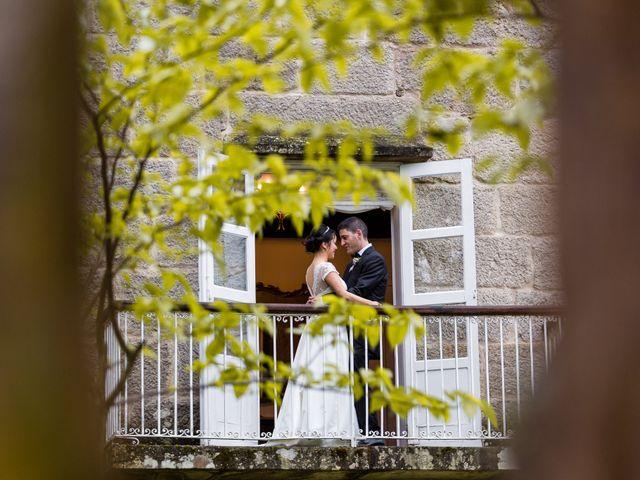 La boda de Kike y Min en Vigo, Pontevedra 34