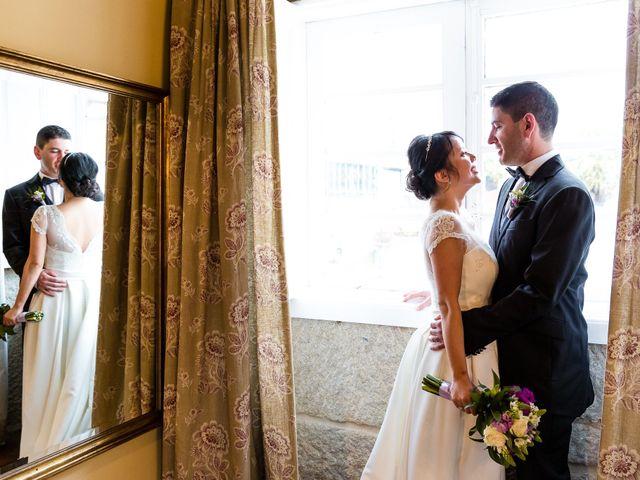 La boda de Kike y Min en Vigo, Pontevedra 39