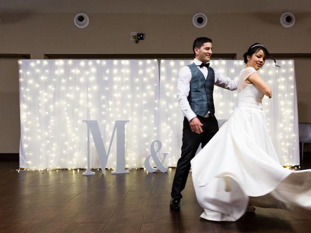 La boda de Kike y Min en Vigo, Pontevedra 45