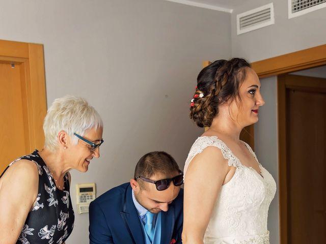 La boda de Ray y Nel en Salou, Tarragona 9