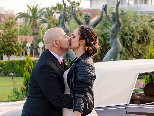 La boda de Ray y Nel en Salou, Tarragona 22