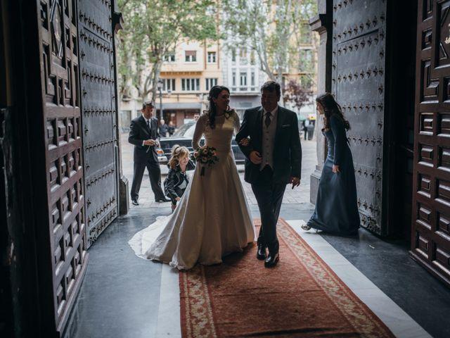 La boda de Pablo y Bea en Zaragoza, Zaragoza 14