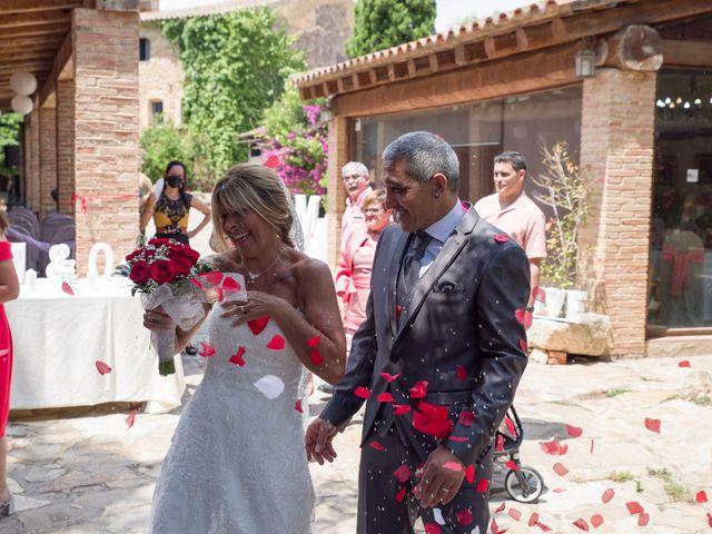 La boda de Oscar y Marta en Montferri, Tarragona 2