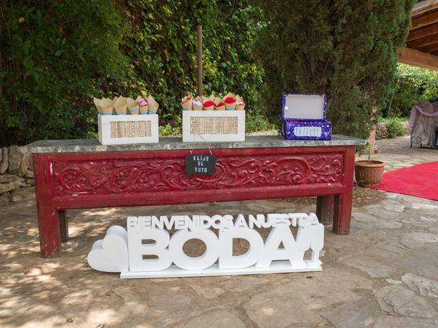 La boda de Oscar y Marta en Montferri, Tarragona 8