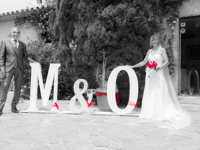 La boda de Oscar y Marta en Montferri, Tarragona 14