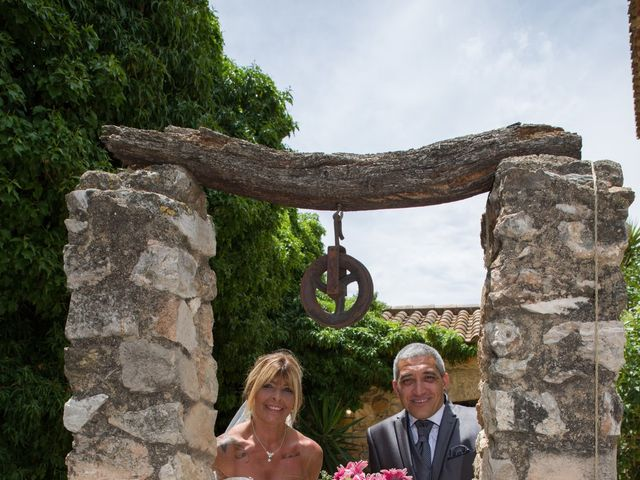 La boda de Oscar y Marta en Montferri, Tarragona 15