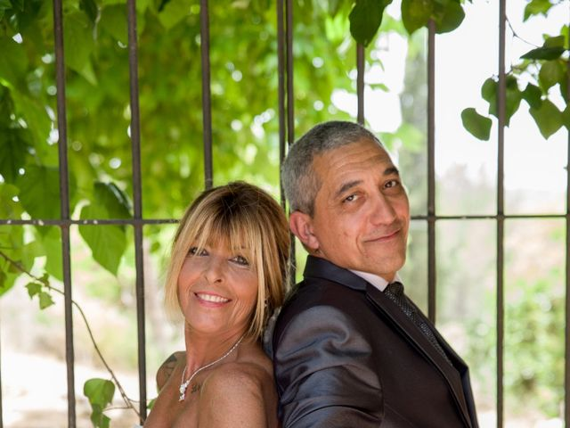 La boda de Oscar y Marta en Montferri, Tarragona 1