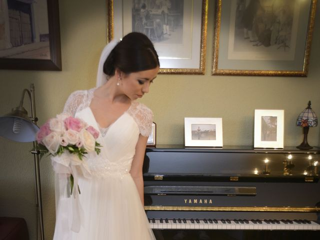 La boda de Jean Cristhian y Alicia en Argamasilla De Calatrava, Ciudad Real 17
