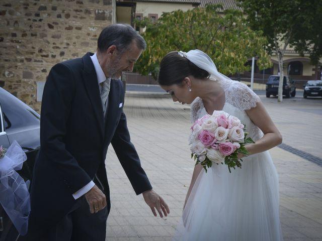 La boda de Jean Cristhian y Alicia en Argamasilla De Calatrava, Ciudad Real 18
