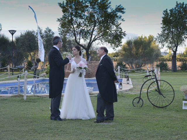 La boda de Jean Cristhian y Alicia en Argamasilla De Calatrava, Ciudad Real 20