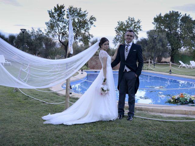 La boda de Jean Cristhian y Alicia en Argamasilla De Calatrava, Ciudad Real 25