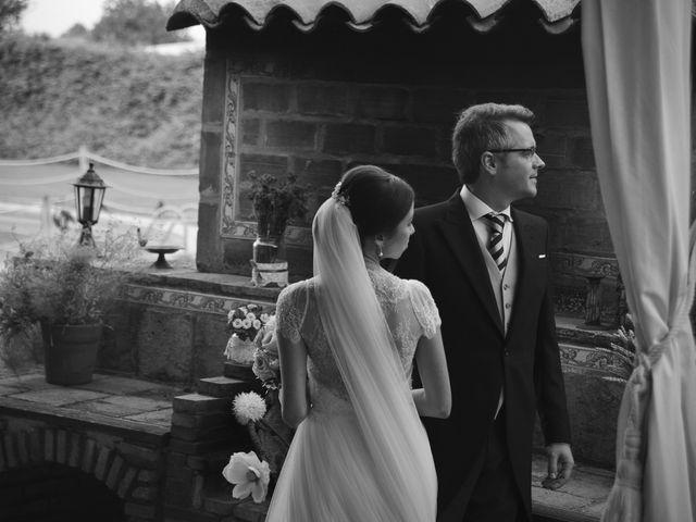 La boda de Jean Cristhian y Alicia en Argamasilla De Calatrava, Ciudad Real 26