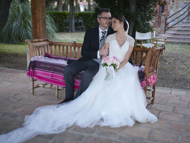 La boda de Jean Cristhian y Alicia en Argamasilla De Calatrava, Ciudad Real 27