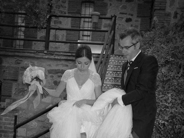 La boda de Jean Cristhian y Alicia en Argamasilla De Calatrava, Ciudad Real 28