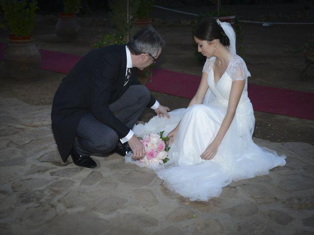 La boda de Jean Cristhian y Alicia en Argamasilla De Calatrava, Ciudad Real 30
