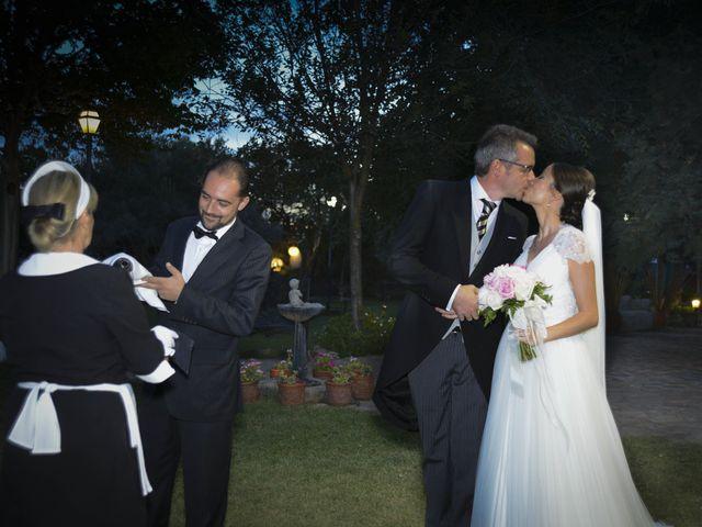 La boda de Jean Cristhian y Alicia en Argamasilla De Calatrava, Ciudad Real 31