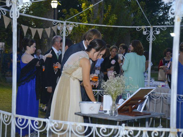La boda de Jean Cristhian y Alicia en Argamasilla De Calatrava, Ciudad Real 33