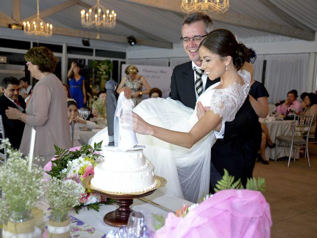 La boda de Jean Cristhian y Alicia en Argamasilla De Calatrava, Ciudad Real 52