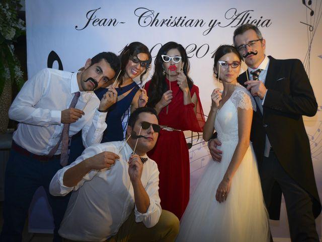 La boda de Jean Cristhian y Alicia en Argamasilla De Calatrava, Ciudad Real 66