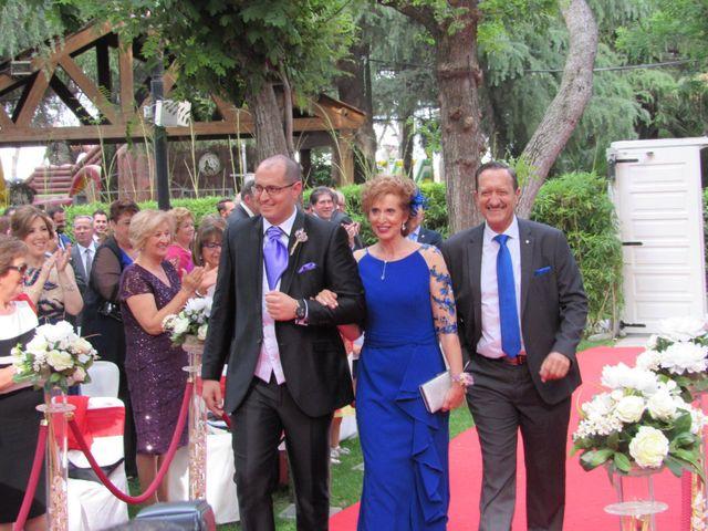 La boda de Aitor y Rebeca en Madrid, Madrid 1