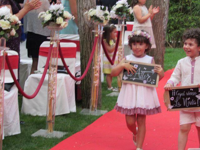 La boda de Aitor y Rebeca en Madrid, Madrid 2