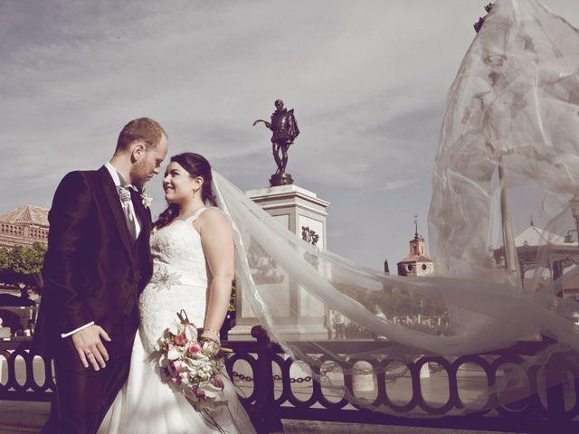 La boda de Ivan y Carol en Alcalá De Henares, Madrid 11