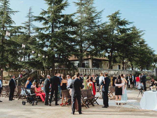 La boda de Chuso y Silvia en Galapagar, Madrid 4